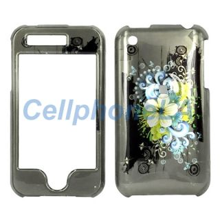 For Apple iPhone 3G 3GS Hard Case Cover Skin New Design