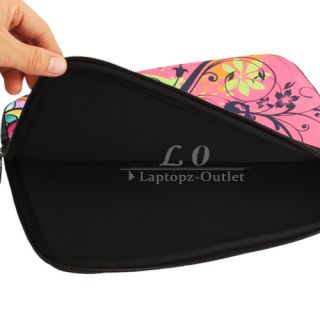 Netbook Pouch Sleeve Bag Case for 10.1 Tablet PC Apple iPad Touchpad