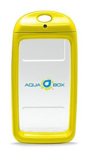 Aqua Box Waterproof Smartphone Device Case Fits Larger Smart Phones Up