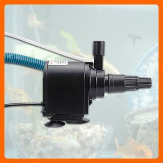 Diving Aquarium Fish Air Water Pump Filter 1500L H New