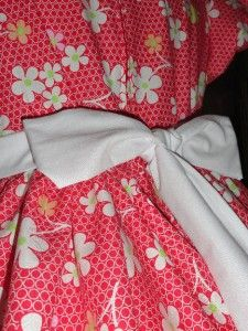 Adult Sissy Baby Dress  Peek A Kitty  by Annemarie