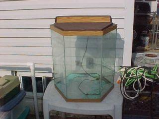 100 gallon round fish tank ov 100 gal u shape room for Fish tank divider 55 gallon