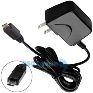 Home House Travel Wall AC Charger for LG Cell Phones All Carriers