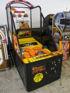Benchmark Street Basketball Jr Arcade Game Serviced And Ready For Home