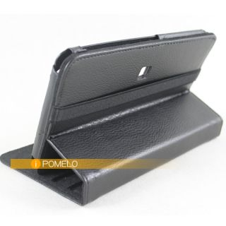 Folio Leather Case Cover for 10 Archos 101 Internet Tablet
