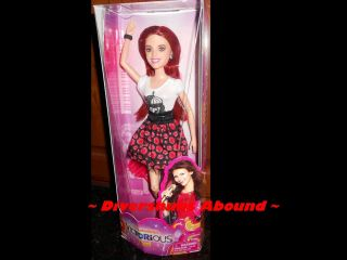 VicTORious CAT Doll Ariana Grande Fashion Pretend Play Doll