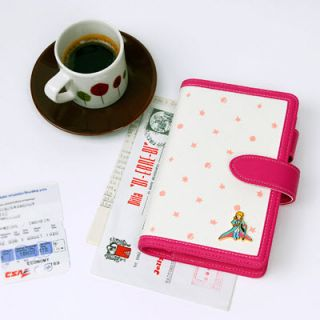 Petite Little Prince Planner Organizer Perpetual Diary Calendar Weekly