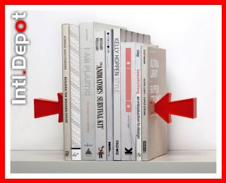 Metal Magnetic Arrow as A Book Holders Best Novelty Designed Gift for