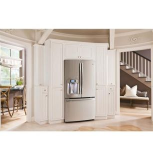 Profile Energy Star 29 CU ft French Door Ice Water Refrigerator