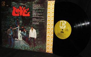 Love 1st Garage Fuzz Psych Arthur Lee West Coast Punk Shaker