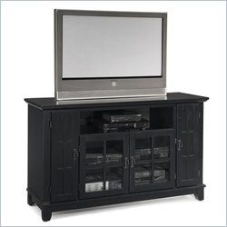 Home Styles Arts & Crafts Entertainment Credenza Ebony TV Stand