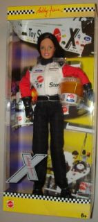 Ashley Force Hood ~ Barbie Doll ~ 2004 ~ NHRA ~ Toy Store ~ John Force