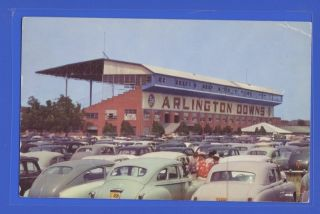 1957 Cars & Arlington Downs Amusement Center @ Arlington, TX Vintage
