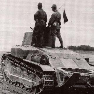 Ground Power Japanese Army Type 89 Medium Tank Part 2