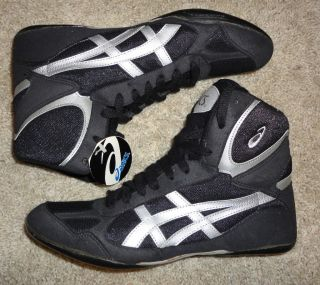 Asics Split Second IV Sz 9 5 New With Tags Wrestling Shoes