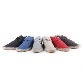 Arider ACTION 01 Vintage Canvas Mens Low Top Casual Shoes   Red