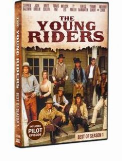 THE YOUNG RIDERS: BEST OF SEASON ONE, VOL. 1 DVD