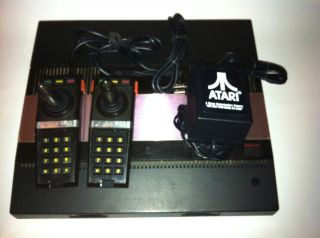 Atari 5200 System Console w 9 Games CIB Original Box User Guide Bundle