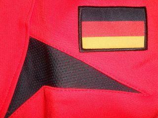 Germany Track & Field Team Training Jacket,Running,Olympic,Athletic,XL