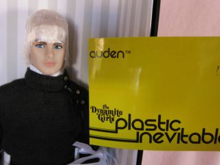 Most Beautiful Boy Auden Dynamite Girls Male Doll