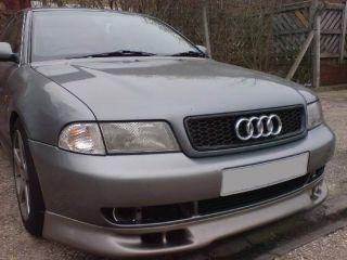 Audi A4 A6 Front Grille Emblem Badge Original Chrome