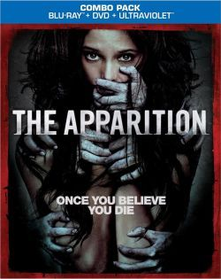 The Apparition Blu Ray DVD New Ashley Greene Sebastian Stan Tom Felton