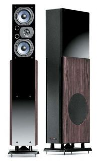 Polk Audio Speakers LSi 15 Towers Brand New Black LSi Pair NEW