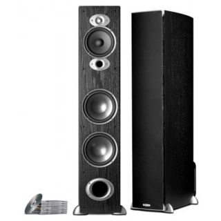 RTI A7 RTIA7 Black Tower Speaker from Polk Audio 047192118441