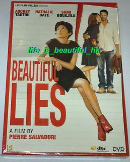 BEAUTIFUL LIES NEW DVD AUDREY TAUTOU NATHALIE BAYE FRENCH MOVIE ENG