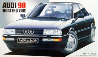 Fujimi RS 26 Audi 90 Quattro 20V 1 24 Scale Kit