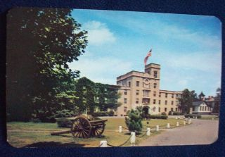 Augusta Military Academy Fort Defiance VA Postcard