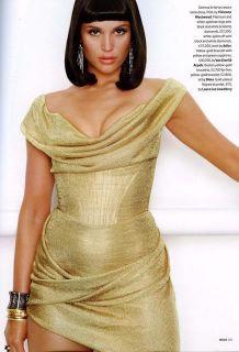 Tatler Magazine 10 08 Fashion Winstone Gemma Arterton