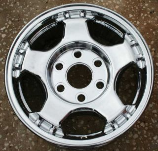 Brand New 16x7 Replacement Alloy Wheel for 1999 2002 Chevrolet