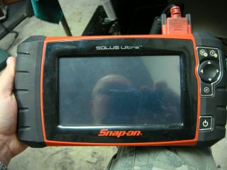 SNAP ON SOLUS ULTRA AUTO TESTER OBD SCANNER TOOL MODEL EESC318