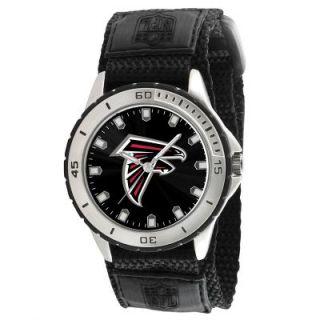 Atlanta Falcons NFL Football Wrist Watch Wristwatch Velcro Strap