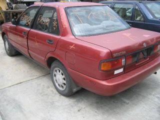 Throttle Body Nissan Sentra NX 1991 92 93 94 95 96