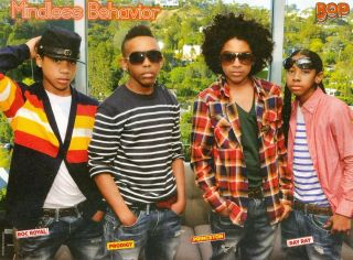 Behavior Roc Royal Prodigy Princeton Ray Ray Avan Jogia Pinup