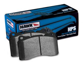 hawk hps brake pads image shown may vary from actual part
