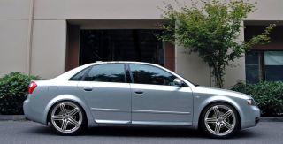19 RS6 Wheels Rims Fit Audi B5 B6 B7 A3 A4 1 8T 2 0T