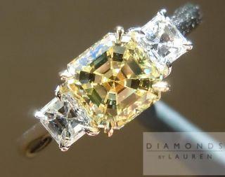 asscher cut diamond ring center stone weight 1 02ct shape asscher cut