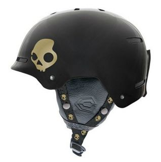 Destroyer SKULLCANDY AUDIO Snowboard/Ski Helmet NEW