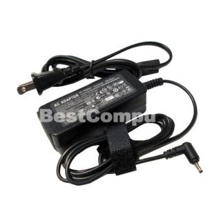 Asus Eee PC 1005HA 1008HA 40W AC Power Adapter Charger