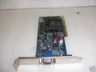 ATI Radeon 9200 Series DML 1628 AGP Video Card Tested