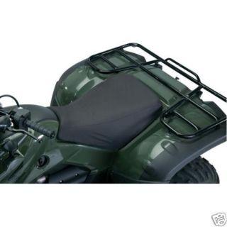 ATV Quad Quick Fit Universal Fit Seat Cover Black