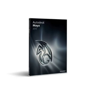 Autodesk Maya 2013 for Windows Full Standalone Version Brand New Seat
