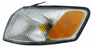 97 99 Left Driver Side Side Marker Corner Signal Light Lamp