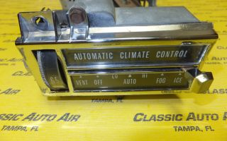 Heater Auto Temperature Control AC Air Conditioning