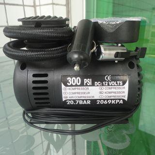 12V Car Auto Portable Pump Tire Tyre Inflator Mini Air Compressor 300