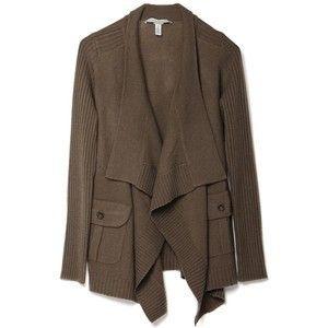 Autumn Cashmere Drape Cardigan. NWT Large. Original Price $395