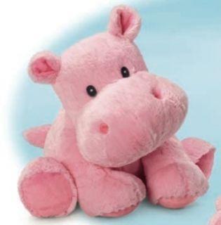 Hippopotamus Newborn Baby Safe Girl Soft Plush Toy Gift Large